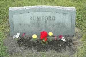Rumford William Alice