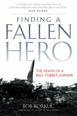 Finding a Fallen Hero (Book Cover)