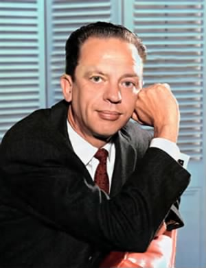 Jesse Donald Knotts AKA Don Knotts  (July 21, 1924 – February 24, 2006)