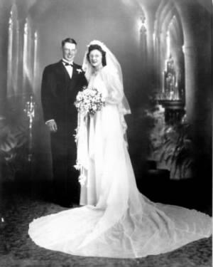 Ward and Peggy Lape