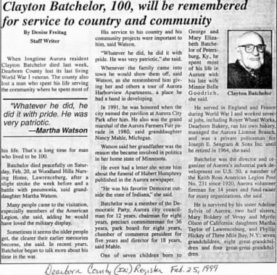 Clayton Batchelor Obit.jpg - Fold3.com