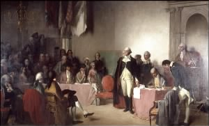 George Washington's resignation