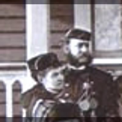 McDougall and wife
