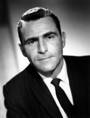 "Rodman Edward ""Rod"" Serling (Dec. 25, 1924 – Jun. 28, 1975)"