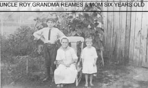GraNdma Reames -Uncle roy & Ruby Reames.JPG