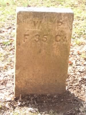 grave of Wiley Powell