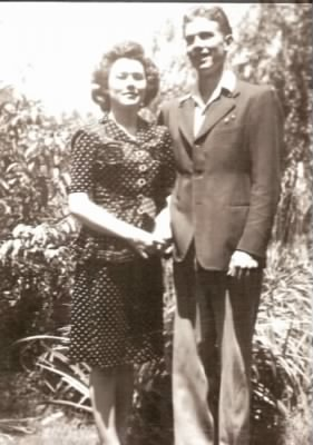 Allan & his sister Beverly