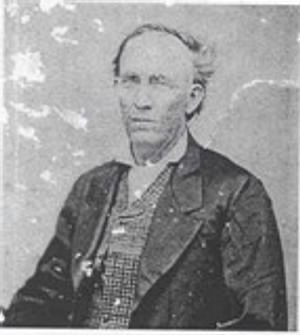 Newton Cannon Gullett 1822-1900