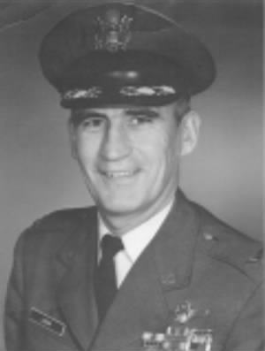 Harry R Logan, Jr. Ret. Col. 310thBomb Group MTO WW II