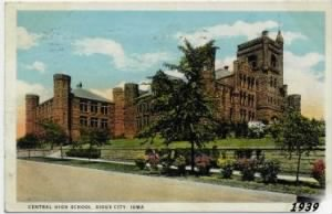 Richard E Anderson, Graduated Central High, 1939