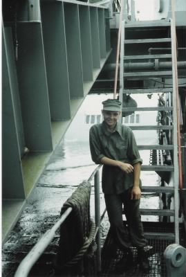 Robert Dwain Arnold aboard the U.S.S. Monticello on his way to Vietnam Jan 1966[1].JPG - Fold3.com