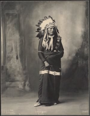 27 - Eagle Bear, Sioux