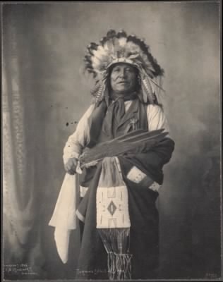 42 - Turning Eagle, Sioux