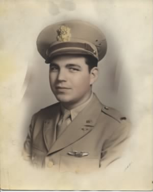 Lt. William C. Rye, USAAF