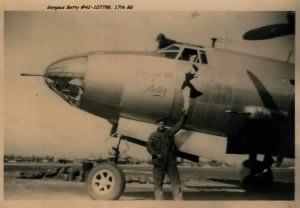 "17th BG, ""Gorgeous Betty"""