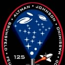 STS-125 Mission Insignia