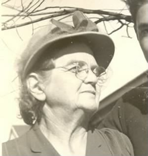 Jessie Smaltz 1945