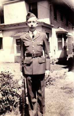 A young Lt Warren Staley (1937) KIA, MTO 1 Feb.'44