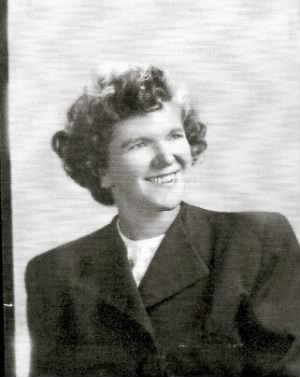 "Lillian Isabel ""Peggy"" Britton- Harlan"