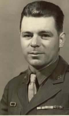 "T/Sgt William ""Bill"" C Coursen /Radio/Gunner and Crew Chief"