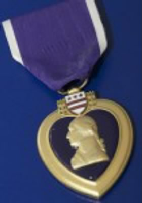 John V Garofalo, PURPLE HEART