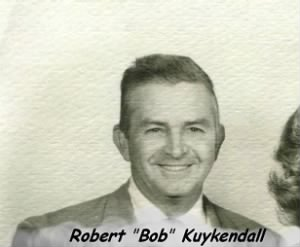 "Robert S ""Bob"" Kuykendall, US ARMY in WWII"