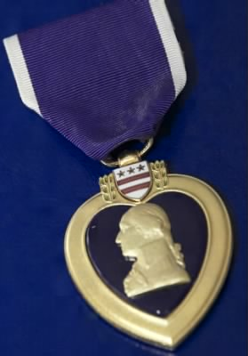 Lt Hannon, KIA /Purple Heart, Air Medal with one Oak Leaf Cluster.