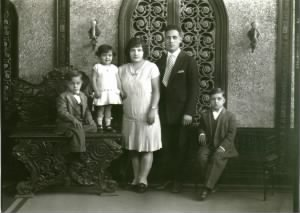 Faillo Family circa 1920