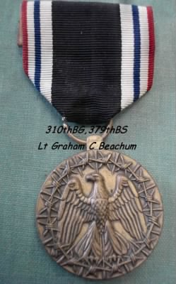 Lt Graham Beachum was a POW at Stalag VII A