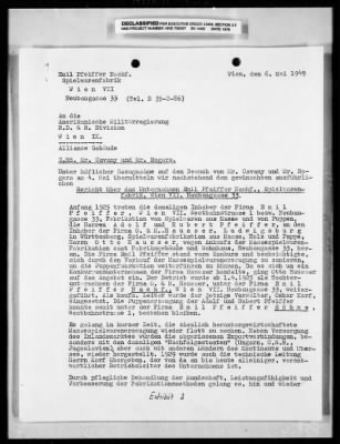 Original Exhibits And Documents Not Used As Exhibits-Emil Pfeiffer Vienna › Page 6 - Fold3.com