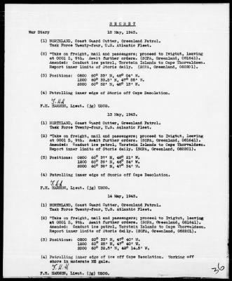 War Diary, 3/1/43 to 5/31/43 › Page 36 - Fold3.com