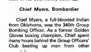 Vincent Myers (Bombardier) Golden Glove Boxing Champion
