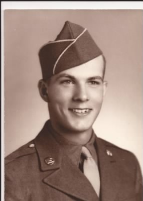 Thomas Roger Peters - WWII  US Army