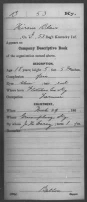 Blair, Hiram (Elihu) I 53 KY Inf Compiled Service Record Page 13.jpg