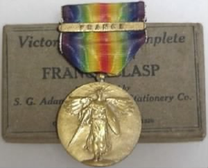 World War 1 Victory Medal
