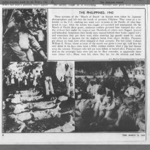 Fold3 Image - Photos from the Bataan Death March