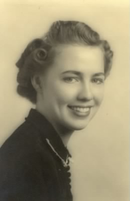 Doris Jeanne Smith