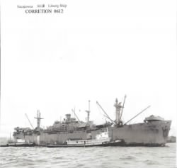 Sacajawea Liberty Ship 0612