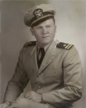Lt. John Franklin Carter USN