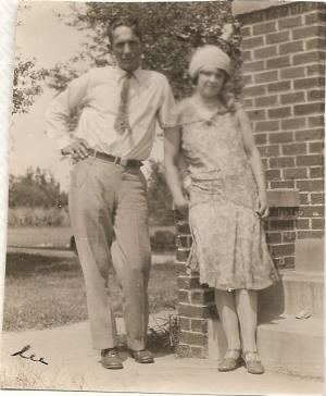 Lee and Hazel Brosius