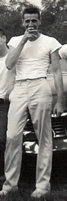 Cropped photo of my Dad