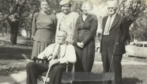 Grand Dad & the Rodochers 20 Nov 1949