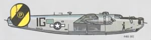 448th Bomb Group (HEAVY) B-24 Liberators, Lt Barneycastle was in a B-24 Shot-down.