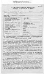 American Zone: Report of Selected Bank Statistics, January 1947 › Page 2 - Fold3.com