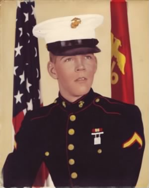 Jimmy Alan Whitson, PFC, United States Marine Corp
