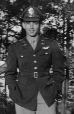 2nd Lt. Ben M. Simon