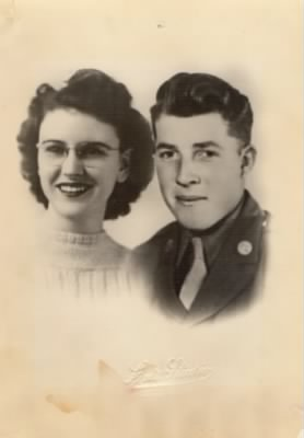 Charles Longwell and his wife Christine Fielden Longwell