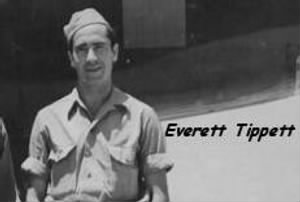 Sgt Everett Tippitt, B-25 Gunner with 310th BG, 380th BS, MTO