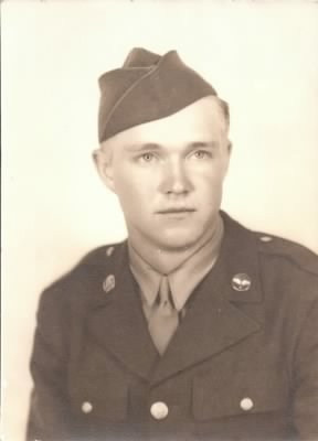James Thomas Black - WWII
