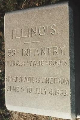 53rd Illinois Infantry